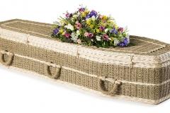 Woven Eco Coffin 07