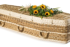 Woven Eco Coffin 08