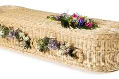 Woven Eco Coffin 12