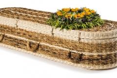 Woven Eco Coffin 16