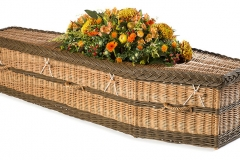 Woven Eco Coffin 03