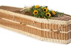 Woven Eco Coffin 04
