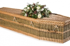 Woven Eco Coffin 05