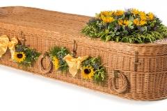 Woven Eco Coffin 11
