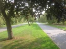 Luton Crematorium - Drive