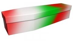 3655 - Welsh flag colours