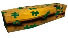 3830 - Puzzle lakeside