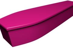 Cerise pink