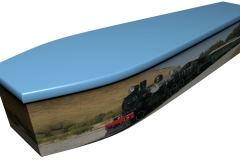 4125 - Steam train
