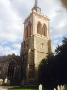 St Marys Church Baldock