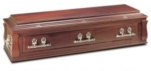 Aston Dark Coffin