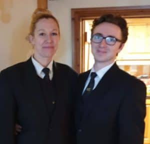 Joe and Kate Benedict Funeral Directors